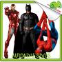 Vinilos Osandme Decora Infantil Superheroes Marvel Spiderman