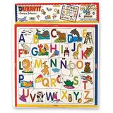 Juegos Didacticos Rompecabezas Puzzle Abecedario Duravit 007