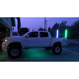 Antena Led Ford Ranger Camionetas 90 Cm Verde Mfi