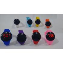 Relógio Pulseira Adidas Digital Led Silicone Frete Gratis