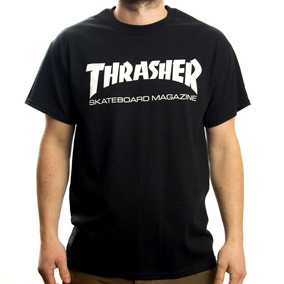 Remera Estampada Skater Thrasher Biker Tony Hawk Jeff Grosso