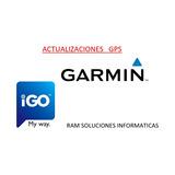 Actualizacion Gps Garmin Nuvi Igo Y Reparaciones Zona Norte