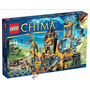 Lego Chima 70010 The Lion Chi Temple (1258 Peizas)