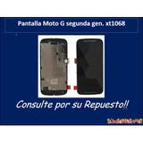 Pantalla Motorola Moto G2 Segunda Generacion Xt1068