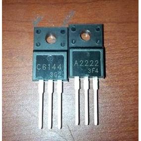 2 Pares Transistor Epson Xp 214 L355 L210 L365 Frete 10,00