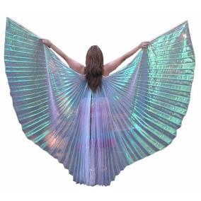 Veu Wings,veu Asas De Isis Furta Cor (cristal E Borboleta)