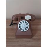 Cofre Telefone Retrô Vintage Porta Moedas Decoração Lindo!!