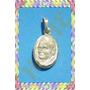 Excelente Medalla Escapulario Juan Pablo Ii Plata .925 Md