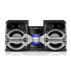 Equipo Panasonic 16500w Bluetooth Cd Mp3 Usb Memoria Nuevo