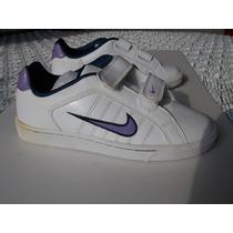 Zapatillas Nike Niña Nuevas, Talla 32 O Us 1.5
