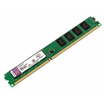 Memoria P/ Desktop Pc 4gb Kingston Pc3-10600 1333mhz Ddr3