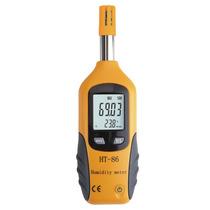 Higrometro Medidor De Humedad Calibrador Psicrometro Digital