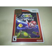 Super Mario Galaxy - Novo - Lacrado - Original Americano