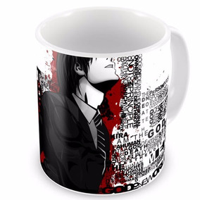 Caneca De Animes - Raito - Death Note