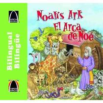 Libro El Arca De Noe - Bilingüe - Nuevo