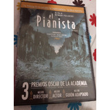 Película Dvd El Pianista Hollywood Premio Óscar Román Polans