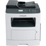 Impresora Multifunción Lexmark Mx410 Duplex Red Mx410de