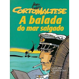 Corto Maltese A Balada Do Mar Salgado