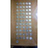 Coleccion Completa De Monedas Americanas De 25 Ctvs, Estados