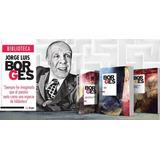 Biblioteca Jorge Luis Borges, La Nación 2016