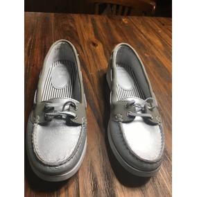 Zapatos Nauticos Timberland Mujer Sin Uso!!!