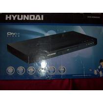 Dvd Hyundai 650nshd Nuevo Con Puerto Usb Karaoke