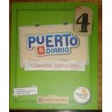 Ciencias Naturales 4, Puerto A Diario-puerto De Palos-libros