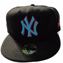 Bone Aba Reta Original New York Yankees 7 1/4 = 57,7 Cm