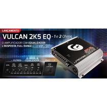 Modulo Amplificador Digital Stetsom 2k5 3300w Rms