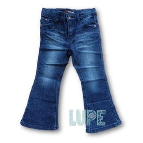 Pantalón Jean Elastizado De Niña