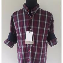 Camisa Slim Fit Entallada Tascani