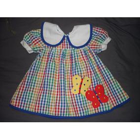 Vestido Para Bebe Navidad 24 Meses Importado Estados Unidos