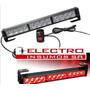 Baliza De Led Ei1201-3 40 Cm Rojo Trafic Signal Bomberos