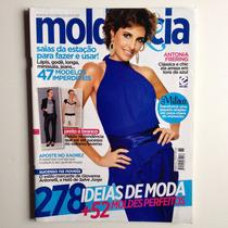 Revista Molde & Cia Antonia Frering Ano 2013 N°88
