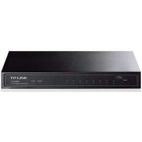 Hub 8 Portas Gigabit Desktop Smart Switch Tp-link Tl-sg2008