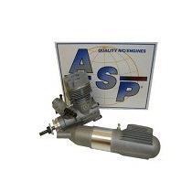 Motor Glow .52 Asp Rolamentado