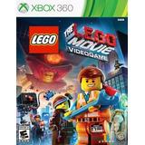 Lego Movie, La Pelicula, Original, Xbox 360, Nuevo