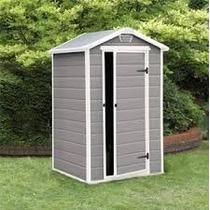 Armario para exterior e interior keter plastico alto for Armario para jardin plastico