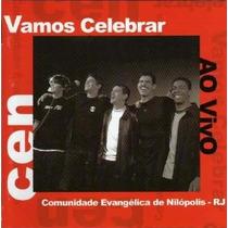 Cd Comunidade Evangélica Nilópolis Vamos Celebrar