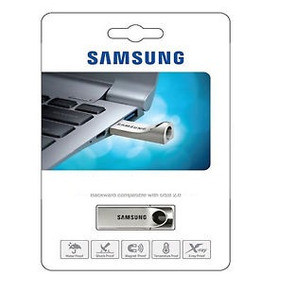 Pendrive 4gb Marca Samsung Original Blister Sellado