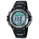 Casio Sgw 100-1v - 200mts Wr-brujula-termometro-alarmas!!