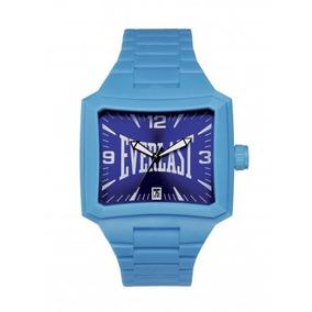 Reloj Everlast 33-216-006 Azul 100% Original Envío Gratis*