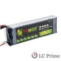 Bateria Lipo 7.4v 2200mah 25c 2s Revo 1/16 Revinho Traxas