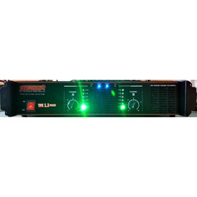 Amplificador Potencia Tpx-1.3 1300 Watts Rms