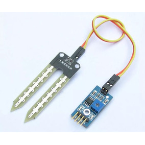 Módulo Sensor De Umidade Do Solo Higrômetro Arduino Yl-69
