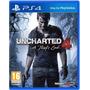 Jogo Ps4 Uncharted 4 A Thiefs End Mídia Física Lacrada Pt/br