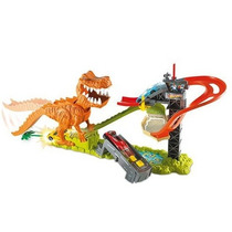 Pista Hot Wheels Ataque Do T-rex
