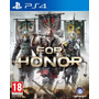 Juego For Honor Ps4 Formato Fisico Original Nuevo Sellado