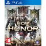 Juego For Honor Ps4 Formato Fisico Original Nuevo Sellado