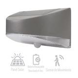 Lampara Con Celda Fotovoltaica Con Sensor 1.2w Tl
